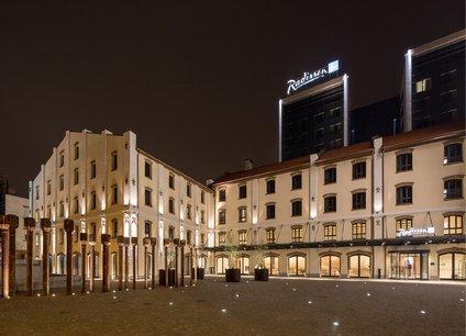 Hotel Radisson Collection doček Nove godine 2022 Beograd