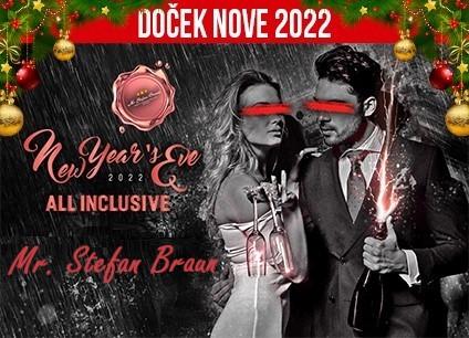 Klub Stefan Braun doček Nove godine 2022 Beograd