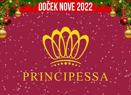 Event Centar Principessa doček Nove godine 2022 Beograd