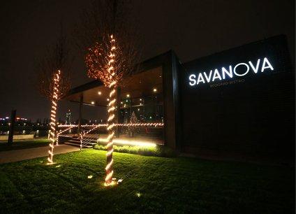 Restoran Savanova doček Nove godine 2022 Beograd