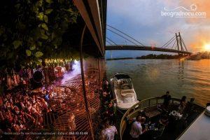 Splav Leto Beograd Matinee žurka
