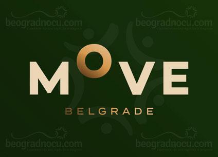 Splav Move restoran Beograd