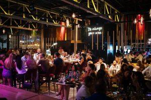 Splav Move restoran Beograd žurka