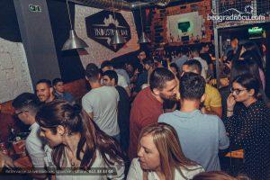 Industrija Bar Beograd žurka