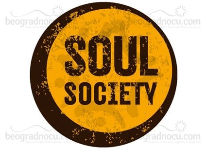 Klub Soul Society Beograd enterijer