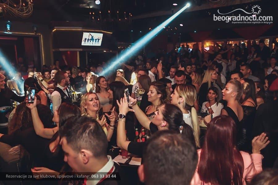 Splav Na Vodi Kafana Beograd žurka