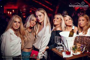 Splav Port Beograd devojke u provodu