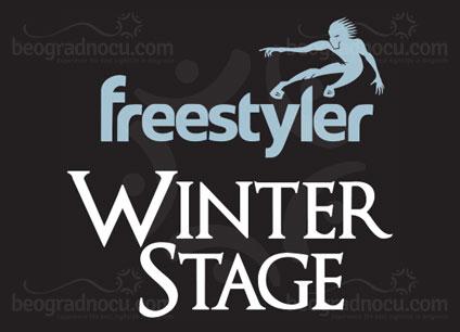 Freestyler Winter Stage