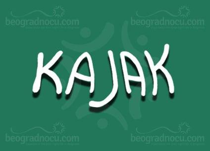 Kafana Kajak