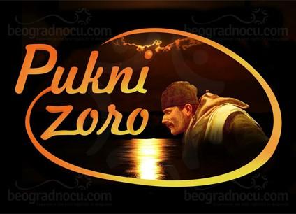 Pukni Zoro kafana