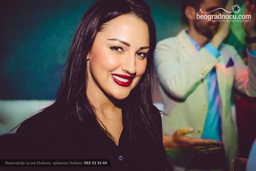 Aleksandra Prijovic Nova godina