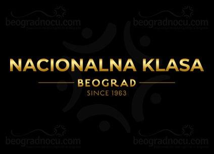 Nacionalna klasa Beograd